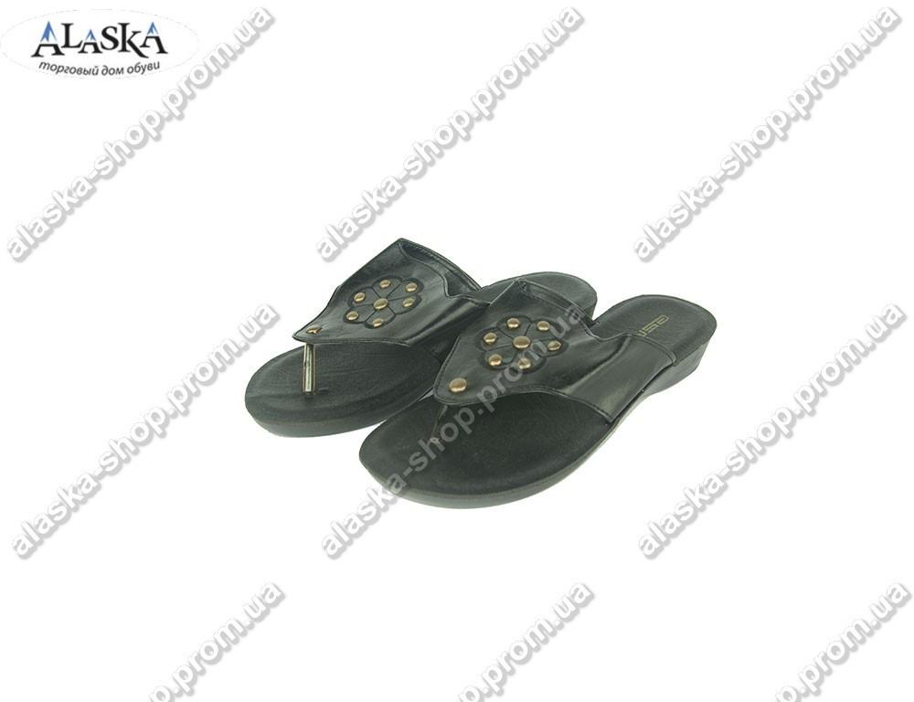 Женские шлепанцы ( Код: ШЖ-11 кнопка )