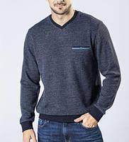 Модный мужской свитер с мысом (Турция)