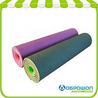 Йога-мат power system yoga mat premium ps-4056