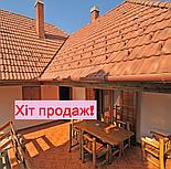 Лучшая керамическая черепица в Украине. Всего 6,86/кВ.м. Tondach., фото 4