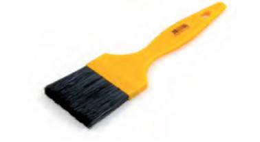 Кисть базис для лаков и красок 70 мм QPT, фото 2