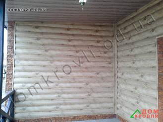 Монтаж металлического сайдинга blocke house ольха