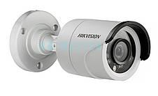 Комплект видеонаблюдения HD-TVI 4-х канальный 1080р Hikvision KIT19-уличный, фото 2