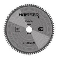 Диск пильный по алюминию 250х30 100 зуб.(негативный зуб) HAISSER