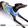 "Футболка  ""Гаваи"" для собаки, кошки IS PET. Одежда для собак., фото 4"