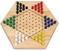 Игра Viga Toys Китайские шашки (56143)