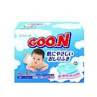 Салфетки влажные для младенцев GOON (733344)