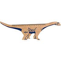 Деревянная линейка Spiegelburg Мир динозавров (11259)