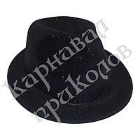 Шляпы детские Мафия блестящая