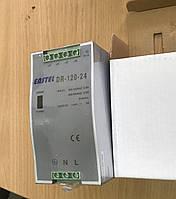 Блоки питания  DR 120-24 на DIN-рейку 24 В 120 Вт