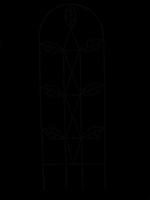 Опора для вьющихся растений(60х180 см)