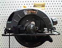 Ручная дисковая пила POWERCRAFT CS 1819b
