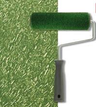 """Структурный валик Decor. 200 мм. Для создания эффекта """"мелкое травяное покрытие"""", фото 2"""
