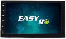 Медиа-ресивер (USB/SD автомагнитола) EasyGo A160 с GPS, Wi-Fi и Bluetooth