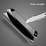 Захисне скло Baseus 0.23 PET Soft 3D (SGAPIPH8P-BPE01) IPhone 8 Plus/7 Plus Black Matte, фото 2