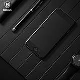 Захисне скло Baseus 0.23 PET Soft 3D (SGAPIPH8P-BPE01) IPhone 8 Plus/7 Plus Black Matte, фото 6