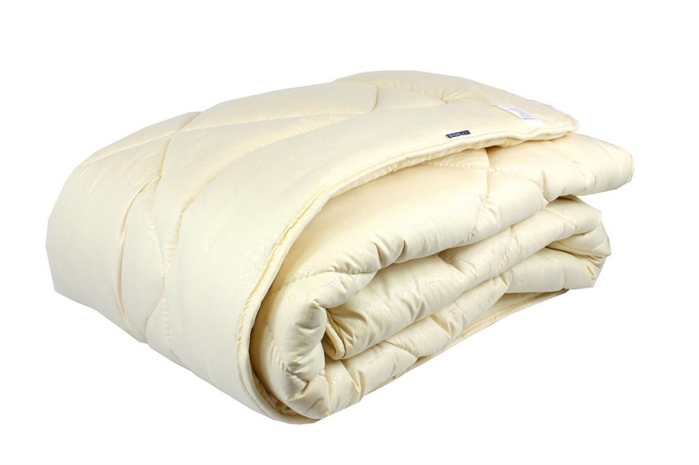 Одеяло шерстяное 155х215 LIGHT HOUSE Soft Wool микрофибра демисезонное кремовый