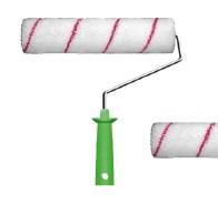 Валик Rola малярный для нанесения тонкослойных красок для интерьера и фасада 200 мм.
