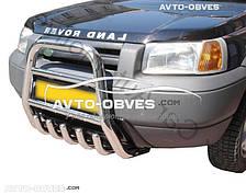 Кенгурятник для Land Rover Freelander I (Тамсан)