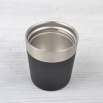 Термос STANLEY Master Vacuum Bottle 0.70L, чёрный матовый (10-02660-002), фото 3