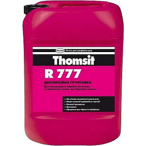 Грунтовка под клей thomsit R 777, 10кг