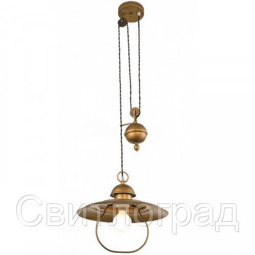 Светильник Подвесной Loft  с Плафонами  Altalusse INL-6091P-31 Brushed Gold