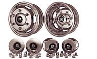 Литые диски Volkswagen Crafter 2006+ и 2011+ (2 катковый)