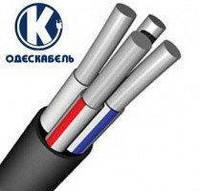 Кабель алюминиевый АВВГнг 3*6+1*4 (Одескабель)