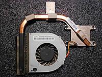 Система охлаждения кулер радиатор ноутбука lenovo G565