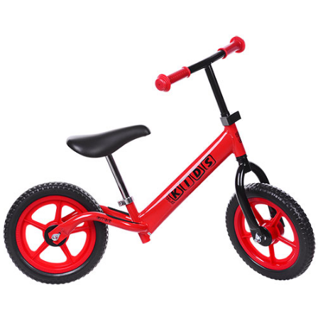 Велобег-беговел PROFI KIDS 12 Д. M 3436-3 красный ***