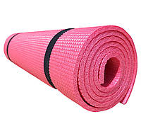 Коврик для аэробики, танцев, фитнеса, йоги «Light-6» 1800x600x6мм