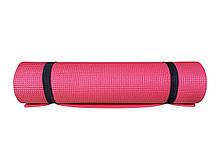 Коврик для аэробики, танцев, фитнеса, йоги «Light-6» 1800x600x6 мм, фото 2