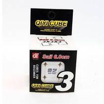 Швидкісний кубик рубика QiYi MoFangGe Sail 6.0 Cube QiHang 3x3x3 Білий