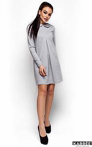 Женское платье Karree Глория, серый