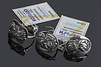 Комплект украшений из серебра Украина