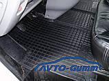 Резиновые коврики Sang Yong Rexton Avto-Gumm, фото 3