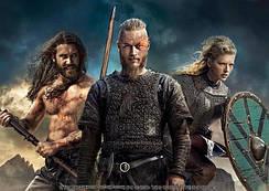 Картины Викинги Vikings