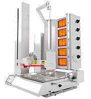Роботизированный аппарат для приготовления шаурмы DRIN120T#BMIN220 GGM gastro (Германия)