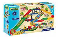 Игровой набор Wader Городок Kid Cars - 6,3 м (51791)