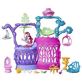 Май Литл Пони Подводный замок Мерцание Лагуны с русалкой Пинки Пай My Little Pony: The Movie Seashell Lagoon