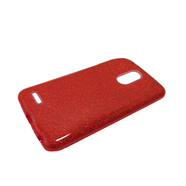 чохол силіконовий LG Stylus 3 червоний