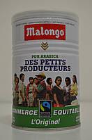 Кофе молотый Malongo Des Petits Producteurs Decaff 250 г