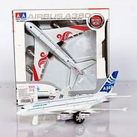 Игрушечная модель Na-Na IM10 пассажирского лайнера самолета металл (T1-010)