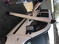 Peugeot Partner Tepee Боковые пороги Omsa Chrome
