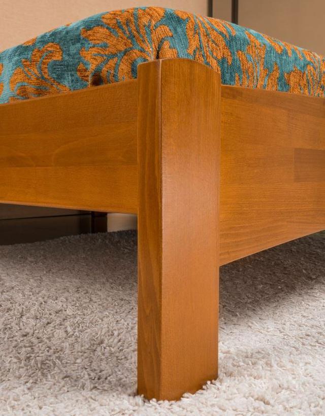Кровать односпальная Милана Люкc (Интерьер) фото 4