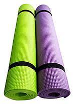 Коврик для фитнеса и йоги «Light-5» 1800x600x5 мм, фото 3