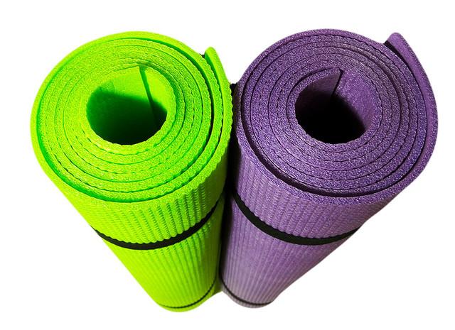 Купить коврик для йоги, фитнеса, аэробики «Fitness Light- 5»
