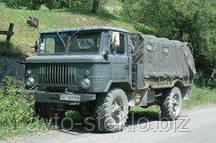 Лобовое стекло ГАЗ 66