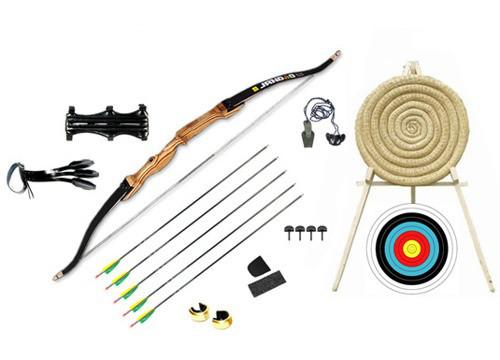 Лук классический Jandao Beginner + набор аксессуаров Traditional