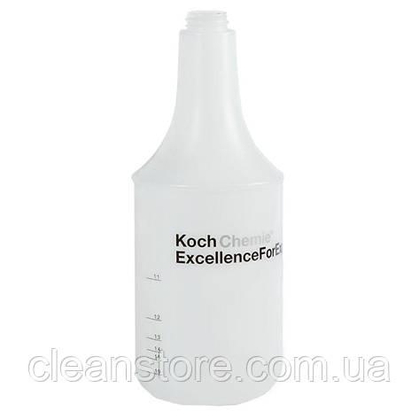 Бутылка пластиковая мерная под триггеры, пенокомплекты, фото 2